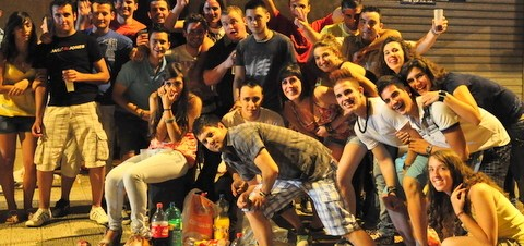 botellon alcohol