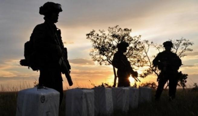 Ús de drogues en els camps de batalla