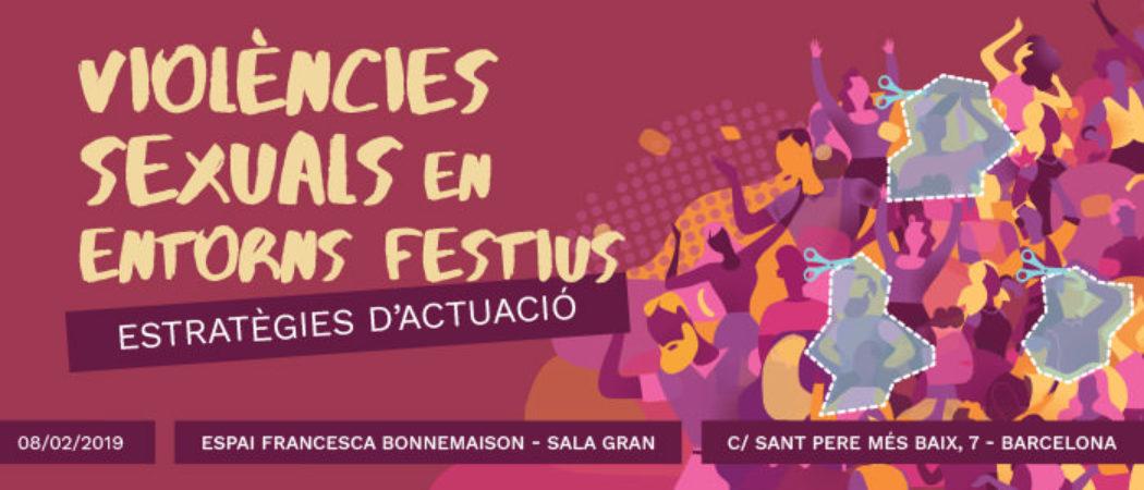 """Jornada Presentació 5è Informe Noctàmbul@s: """"Violències sexuals en entorns festius: estratègies d'actuació"""""""