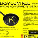 II Jornades Monogràfiques sobre Ketamina