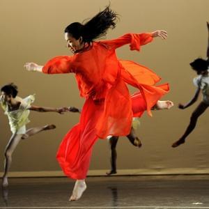 Dancers from Jin Xing's 'Shanghai Tango'.