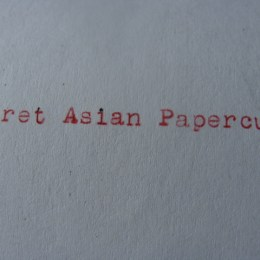 Secret Asian Papercuts