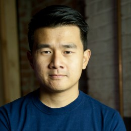 Comedian Ronny Chieng