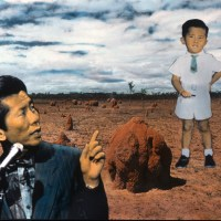 """I started to do performance pieces with slide projection in the theatre – autobiographical stories. These productions were successful and I did one about my childhood in North Queensland, """"The North""""."""