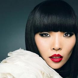 Dami Im, Australia's 2016 Eurovision representative (image via Sony Music Entertainment)