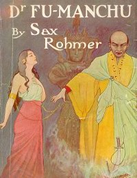 Cover of an original Sax Rohmer work (image via Wikipedia)