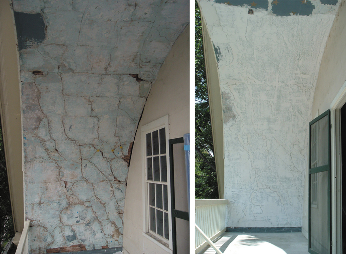 Plaster Building How To Restore Repair Historic Lime Plaster Period Homes