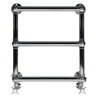 3 Bar Elara Wall Mounted Towel Rail - Buy From Period Home ...