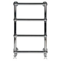 4 Bar Elara Wall Mounted Towel Rail - Buy From Period Home ...