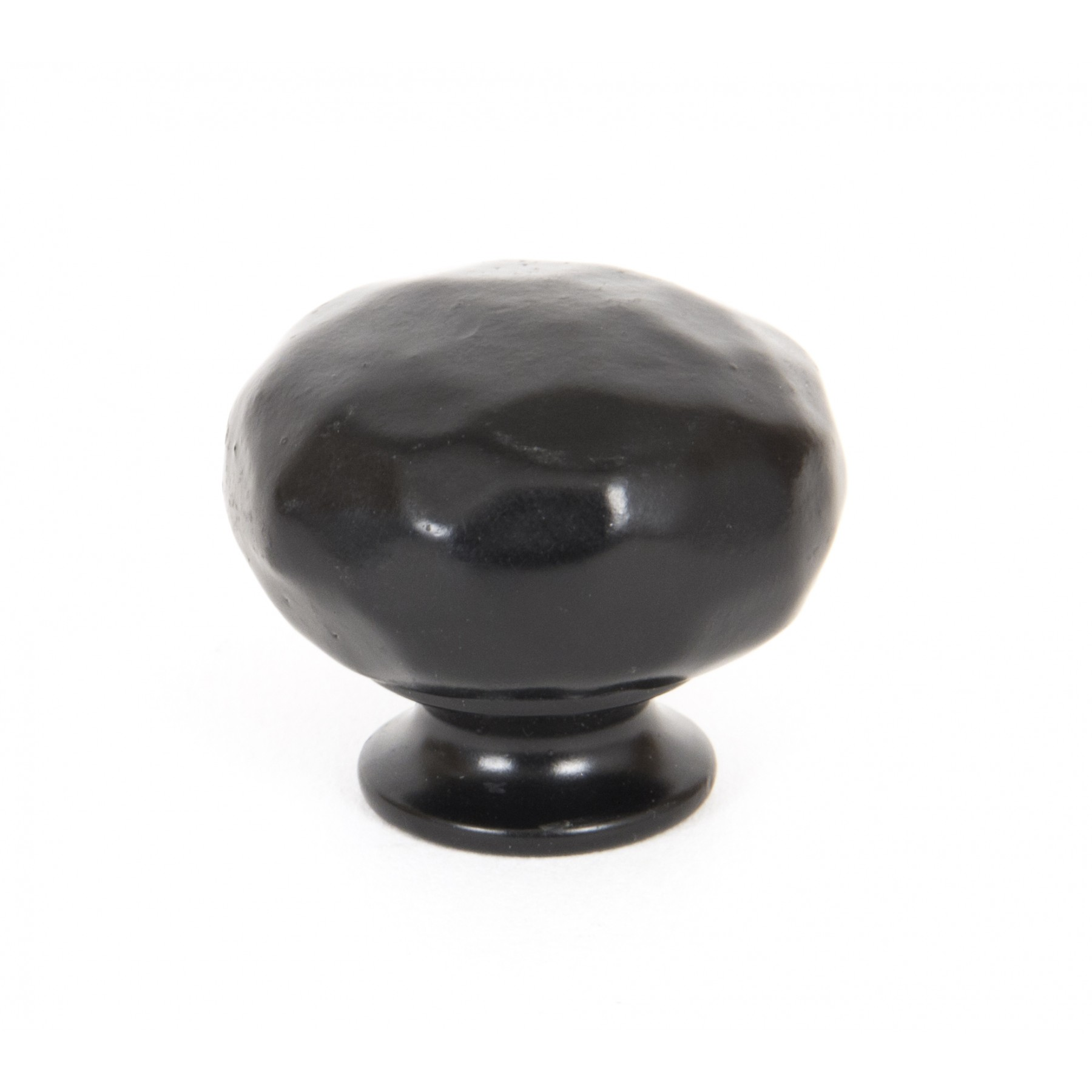 Black Kitchen Cupboard Handles Uk Black Hammered Cabinet Knob Small From Period Home Style