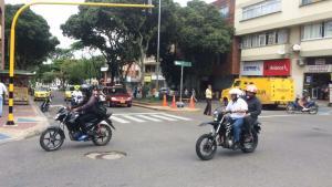 Fue hasta el 14 de febrero que la Dirección de Tránsito levantó la nueva restricción vehicular solo al demandante. /FOTO SOFÍA ARENAS