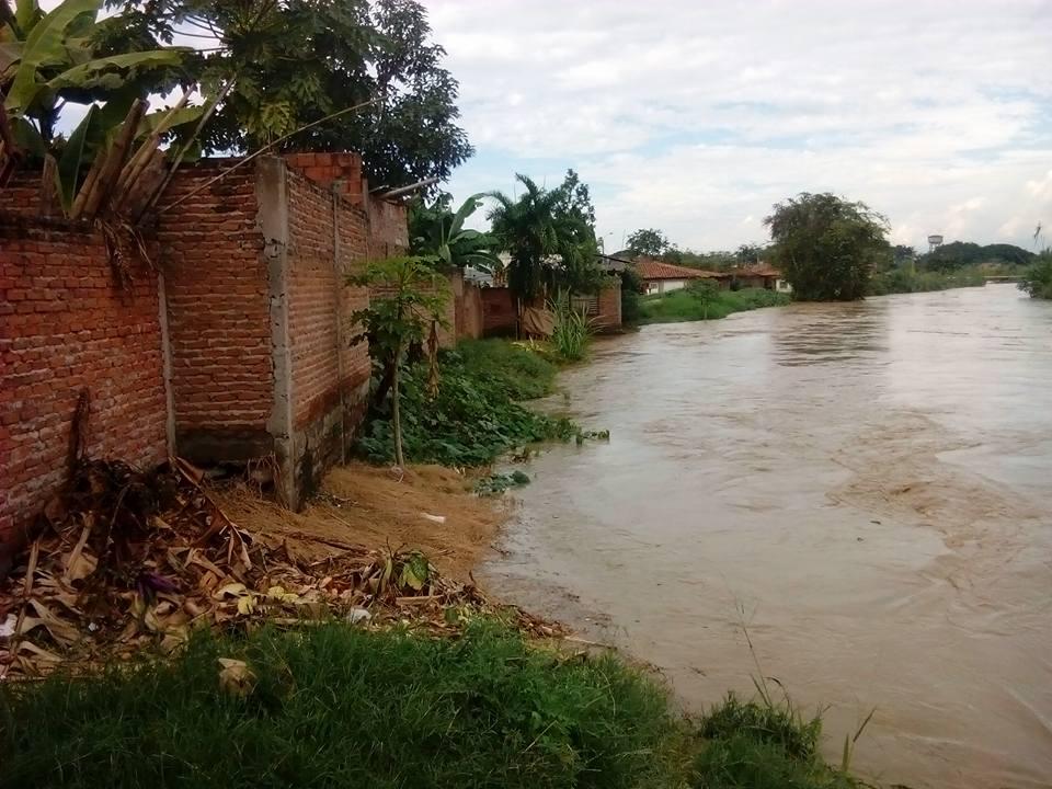Alerta en Puerto Tejada tras aumento en caudales de los ríos La Paila y El Palo
