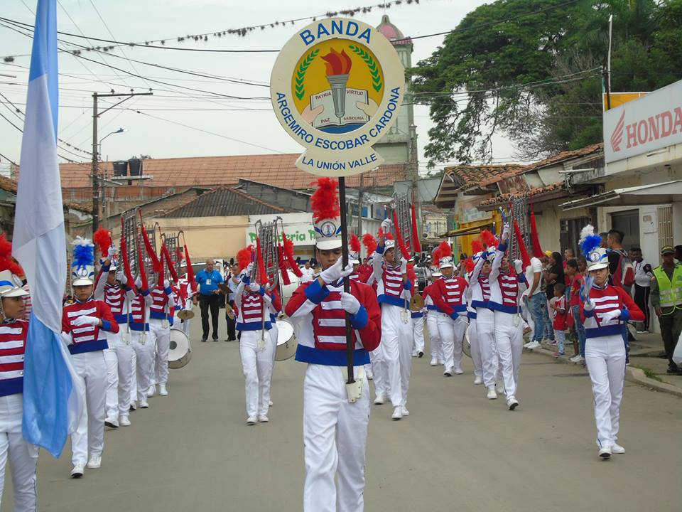 Puerto Tejada realizó exitosamente IV Festival Nacional de Bandas Músico Marciales