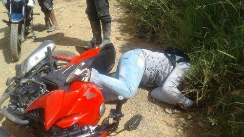 A Solarte no lo dejaron llegar a  Mondomo, lo ultimaron a  bala