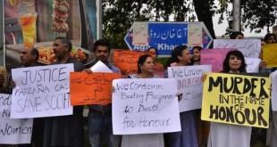 Mujeres asesinadas: costos inaceptables