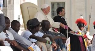 Año de Jubileo en Roma: la experiencia de una audiencia papal