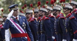 Día de las Fuerzas Armadas de España