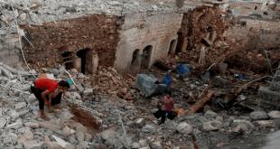 Amnistía: responsabilidad de EEUU por los civiles muertos en Siria