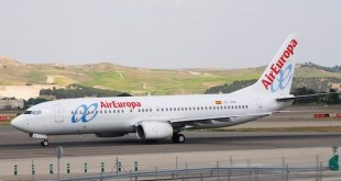 Air Europa obligada a indemnizar a una familia poroverbooking