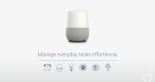 Google Home, la nueva forma de vida