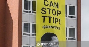 Greenpeace a Obama: Yes, we can stop TTIP
