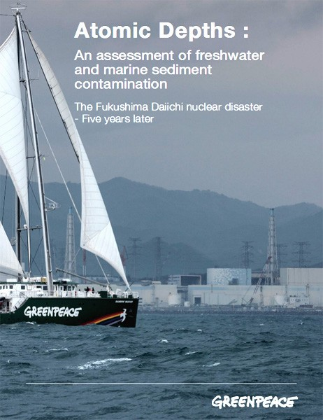 Fukushima sigue contaminando ríos y mares