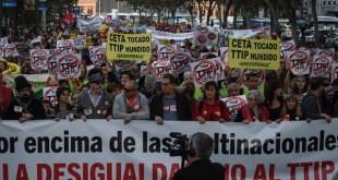 Valonia paraliza temporalmente la aprobación del CETA con Canadá