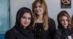 Entrega del premio Raif Badawi a jóvenes refugiadas de Siria e Irak