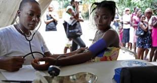 Haití: repunta el cólera tras el paso del huracán Matthew