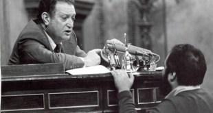 Los tres fernandos del Congreso de los Diputados