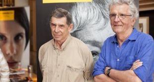 Harry Gruyaert Premio PHotoEspaña y Cristobal Hara el Bartolomé Ros