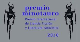 José Antonio Fideu Premio Minotauro 2016