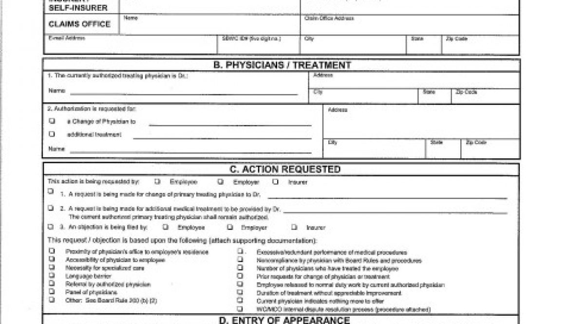 workers comp exclusion form ga - Solidgraphikworks - worker compensation form