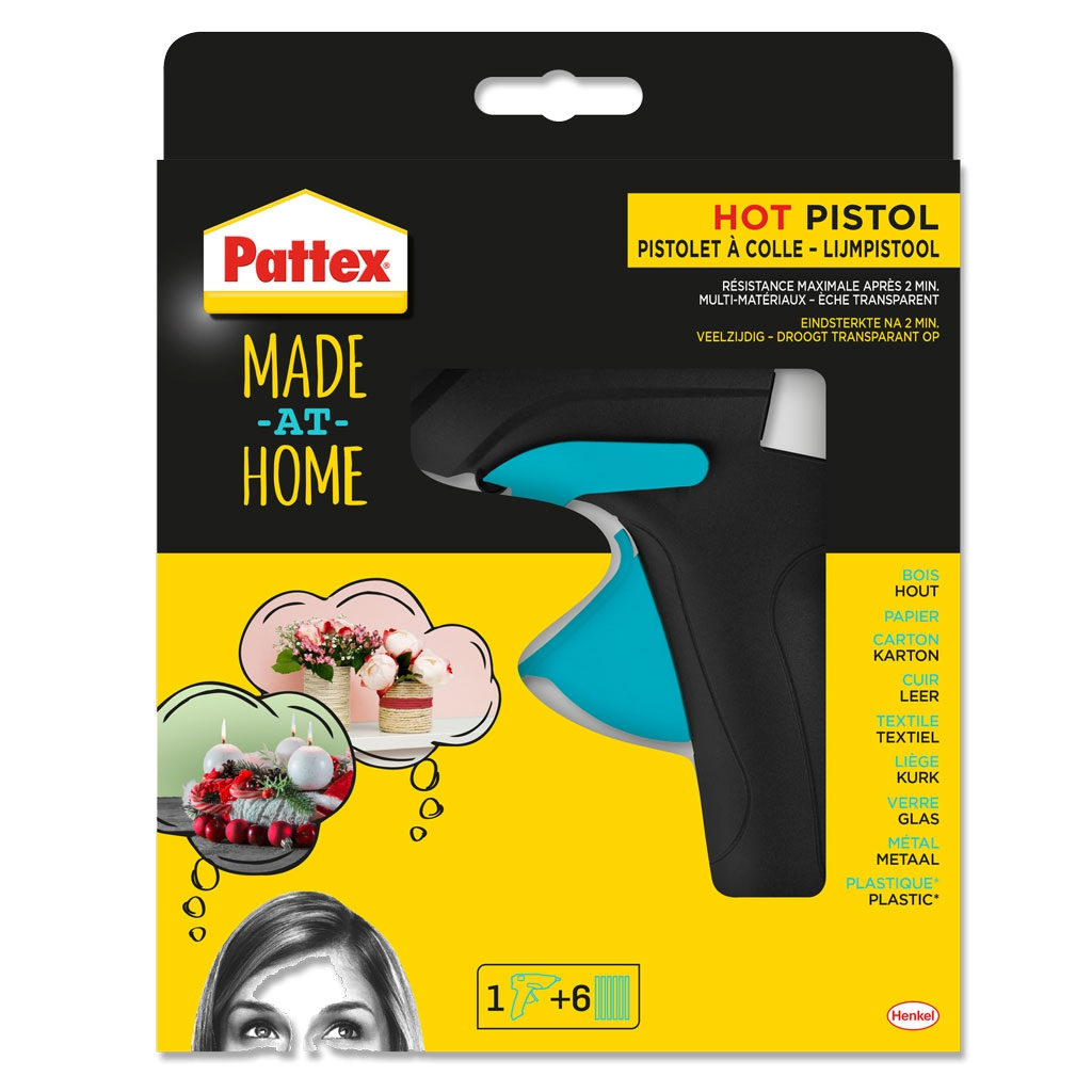 Pattex Kit Pattex Hot Pistol Pattex Made At Home