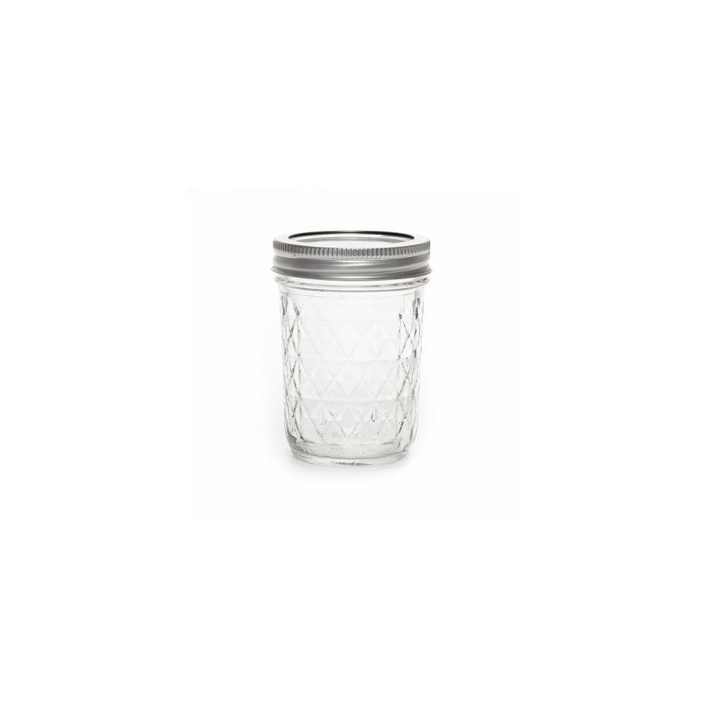 Gros Bocal En Verre Bocal En Verre Mason Jar Ball Pot Mason 8 Oz 240 Ml Motif