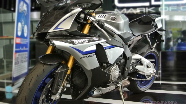 Penasaran Dengan Suara Standar Yamaha R1M? Yuk Lihat Videonya!