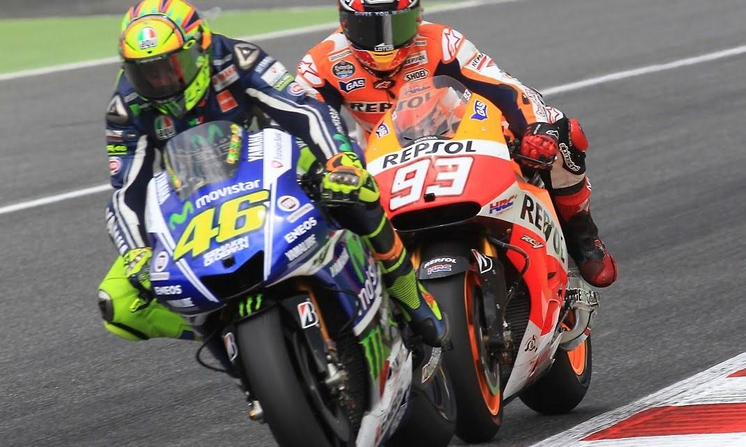 Rossi VS Marquez Dari Segi Gaya Pengereman Berdasarkan Data Analisa Brembo!