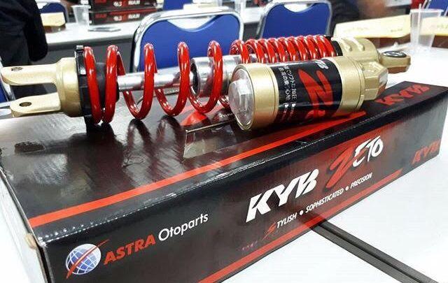 Kayaba ZT 1130M: Shockbreaker Tabung Unik Dan Keren Untuk Yamaha NMAX