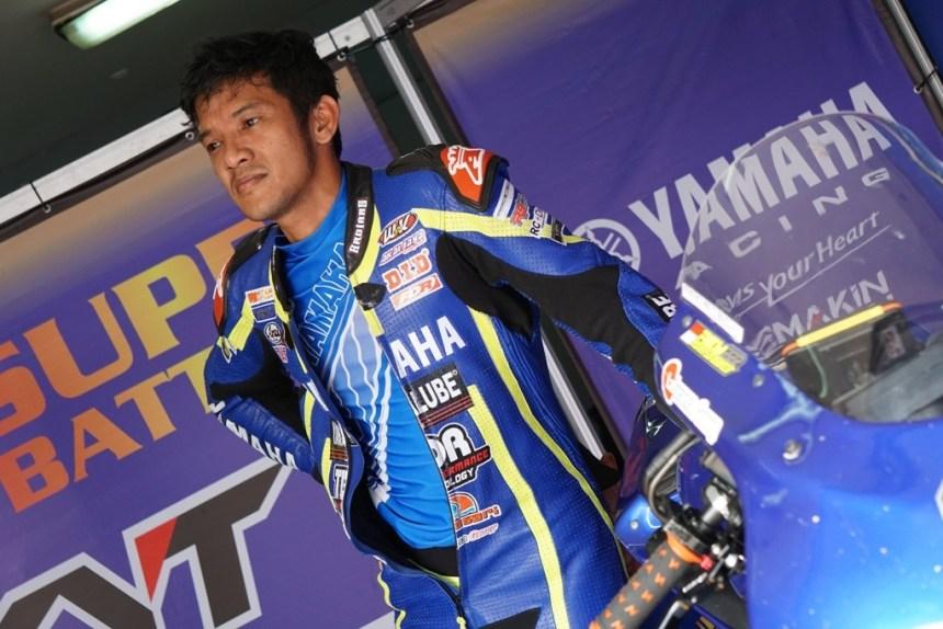 Rey Ratukore, Tim Yamaha Yamalube TDR Gandasari RRS