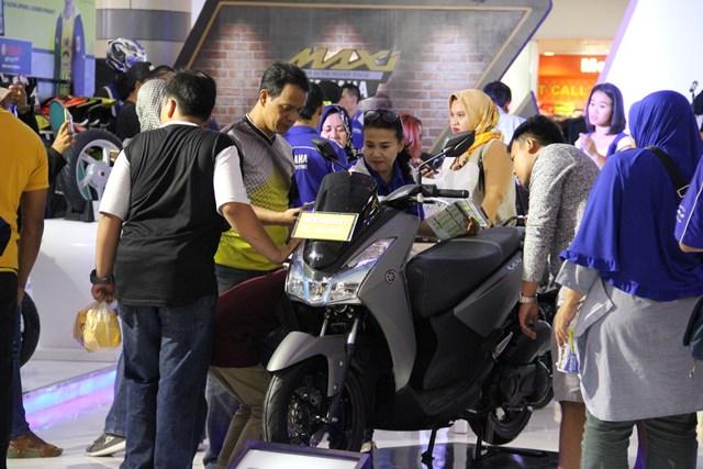 BYMS Cirebon Yamaha Lexi 125
