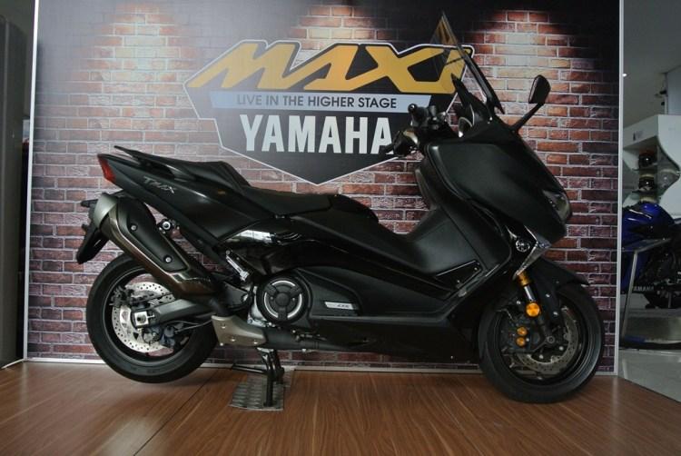 Yamaha TMAX DX Serah Kunci
