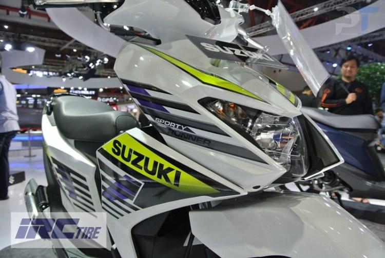 Data AISI April 2018 Suzuki