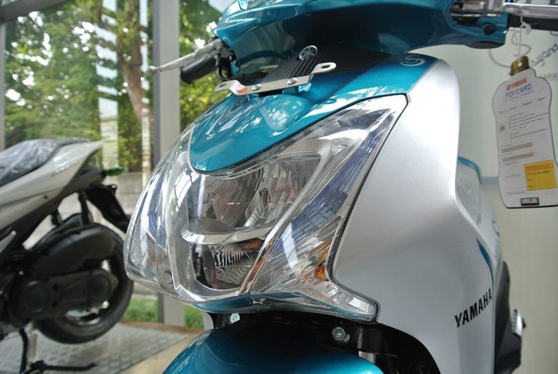 Lampu LED jadi kelebihan Yamaha Mio S