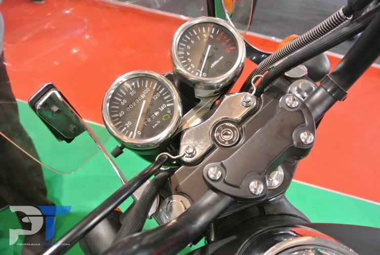 Spedometer Motobi 200 EFI