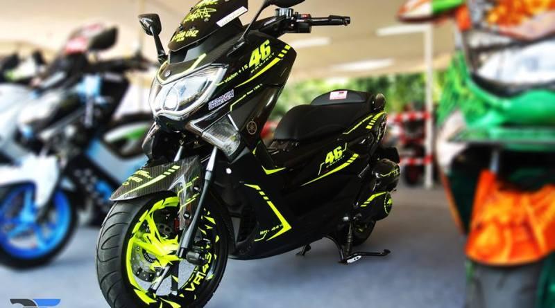 Beli Motor Yamaha NMAX cash dipersulit