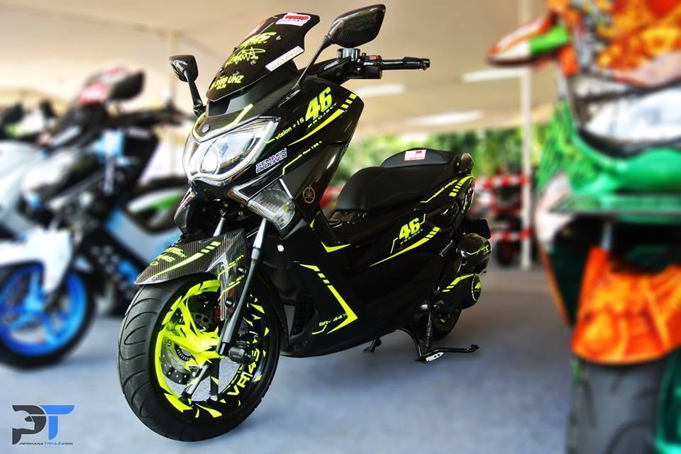 Beli Motor Yamaha NMAX Cash Dipersulit? Masa Sih……………………?