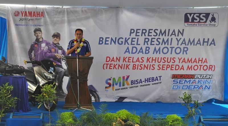 Bengkel Resmi Yamaha Adab Motor