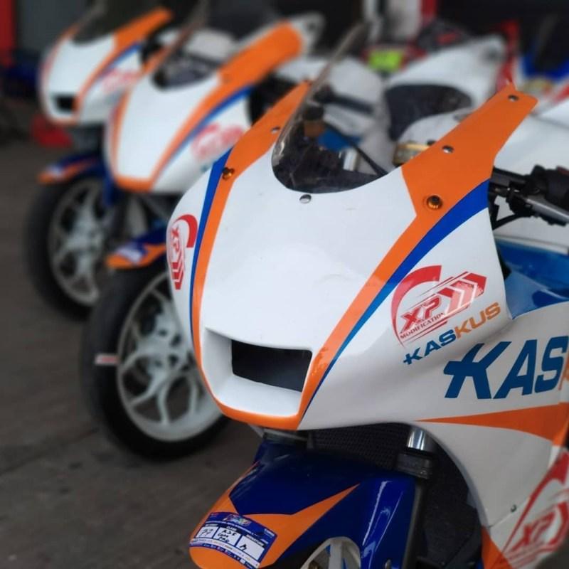 YSR 2018 Seri 3 Sport 250cc Comm Pro Motor