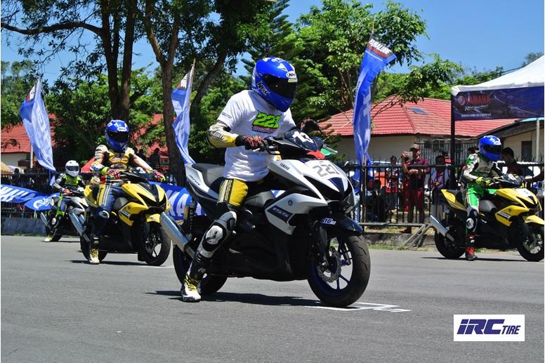 Jelang Yamaha Cup Race 2018 Pontianak: Puluhan Klub Berebut Tiket Grand Final Aerox 155 Cup!