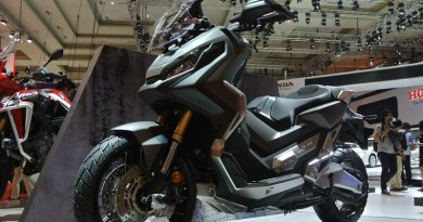 First impression Honda X-ADV